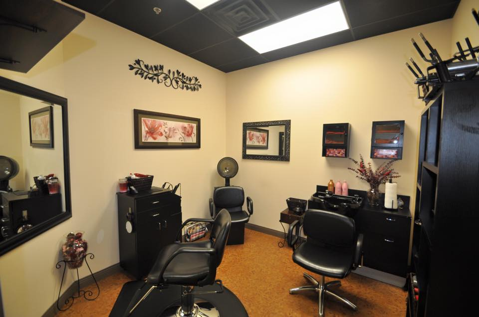 The salons at high end salon space for tx oh beauty for 1890 ranch salon
