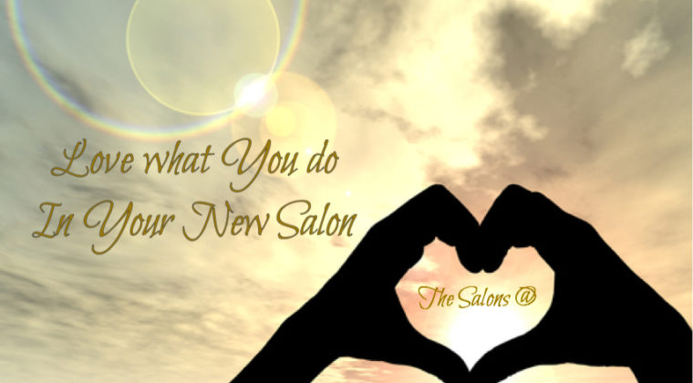 Salon Studio for Lease!