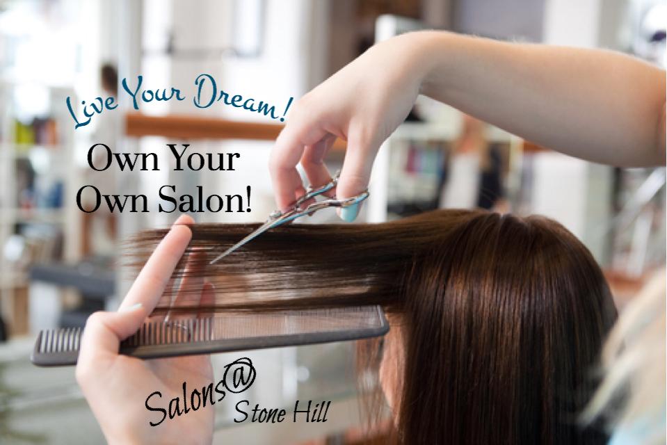 Salon Studio Rentals